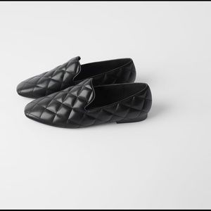 Zara Quilted Loafer